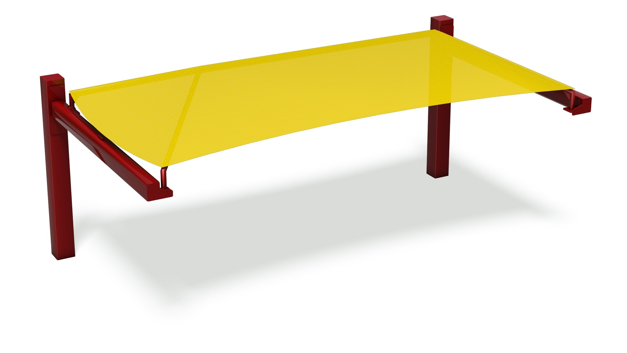 Single Cantilevered Shade