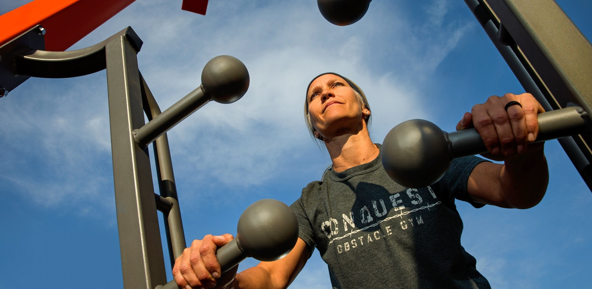 THRIVE 450 Outdoor Workout Equipment from GameTime