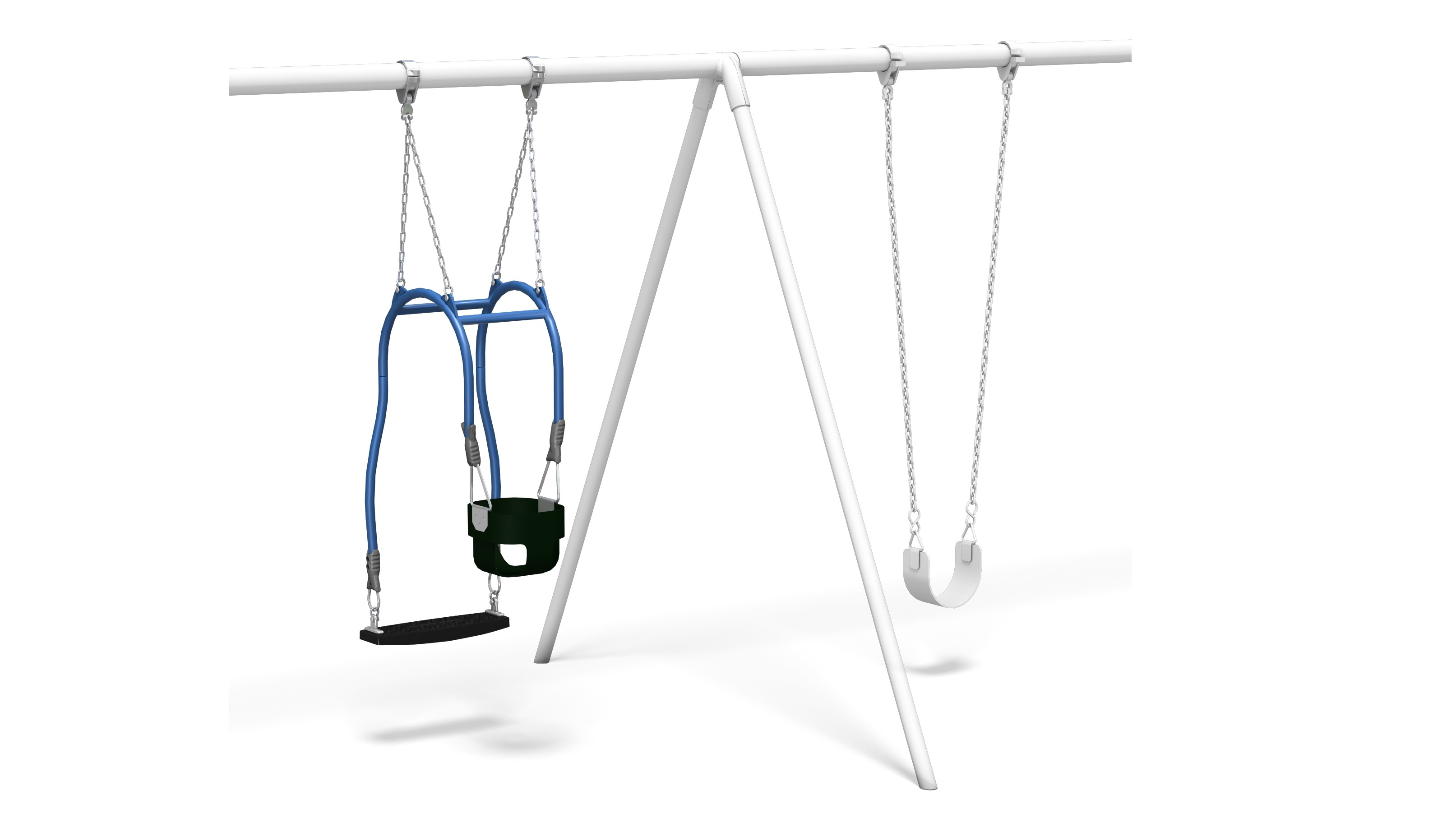 Classic Solo Swing Add-A-Bay with Expression Swing
