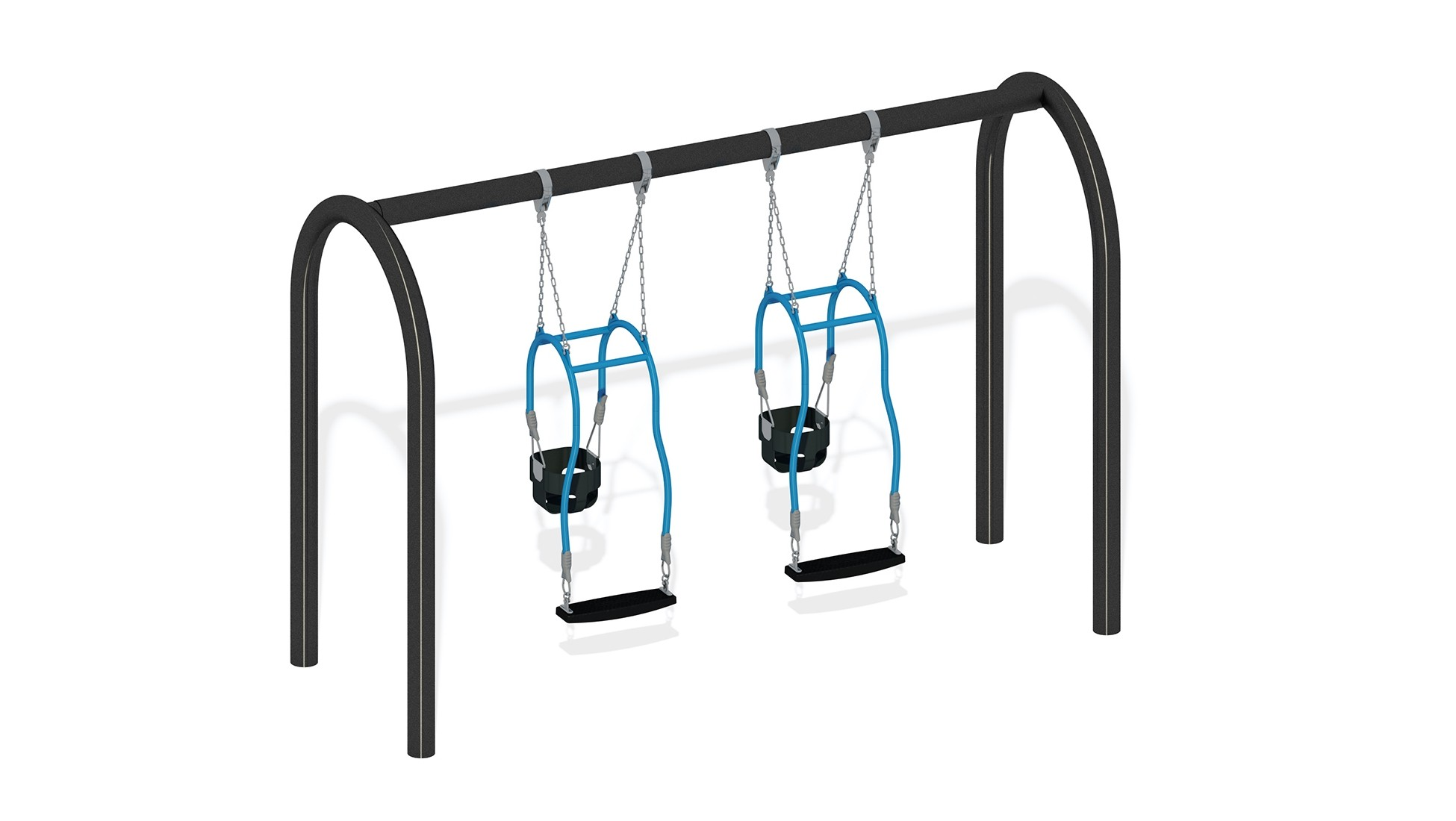 PrimeTime ADA Swing with Dual Expression Swings