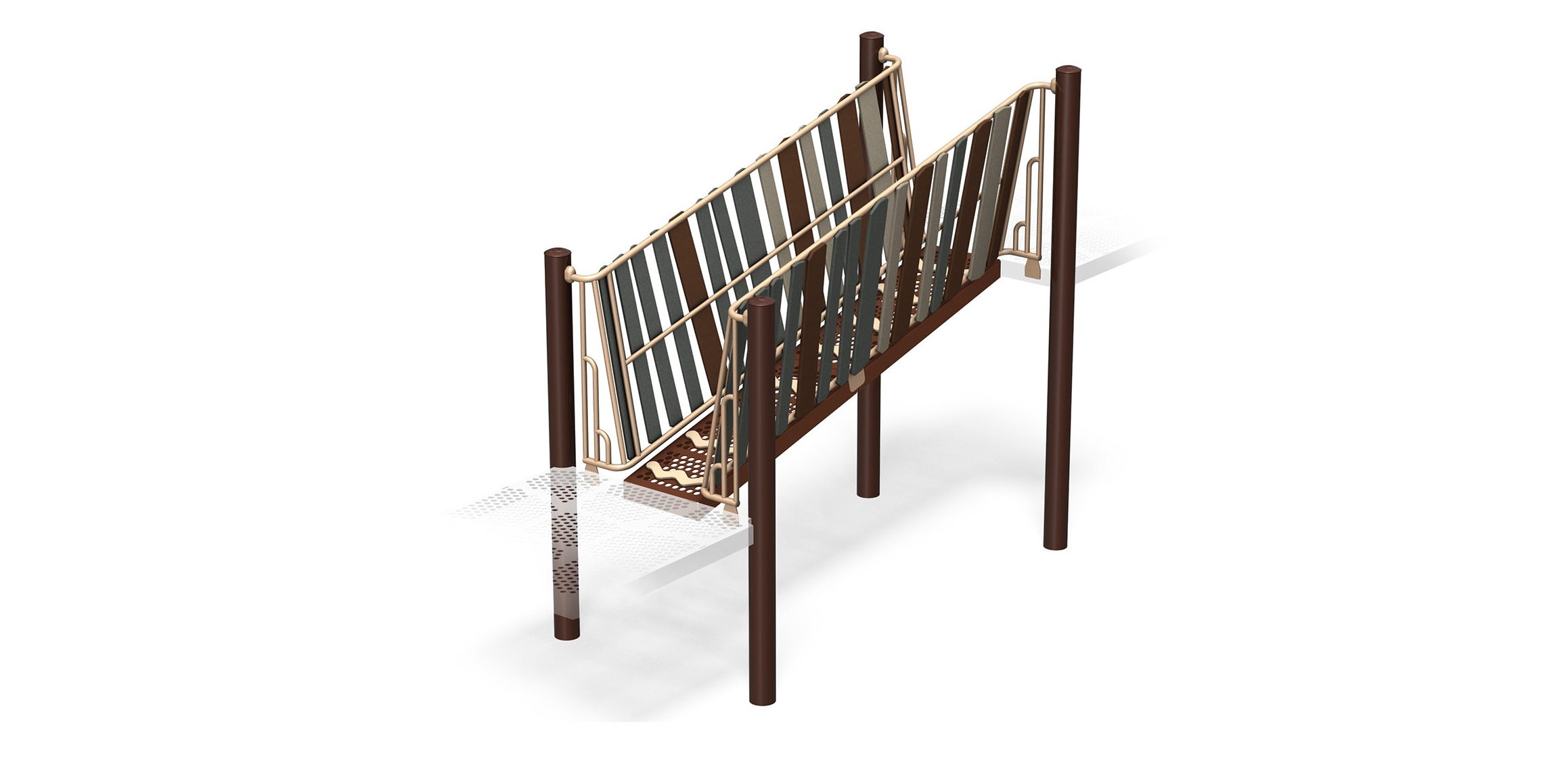 Timbers Sloped Funnel Climber