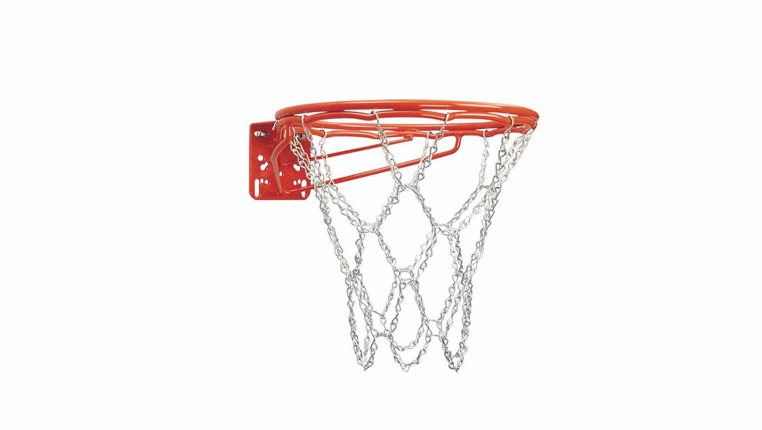 Front Mount Super Goal with Chain Net