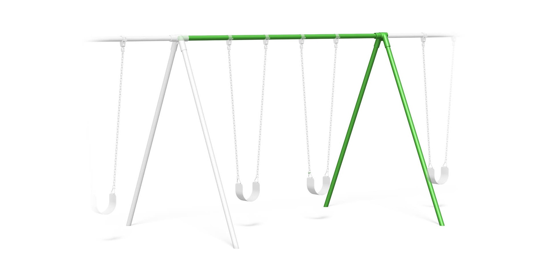 "Classic Swing Add-A-Bay - 2 3/8"" x 8'"