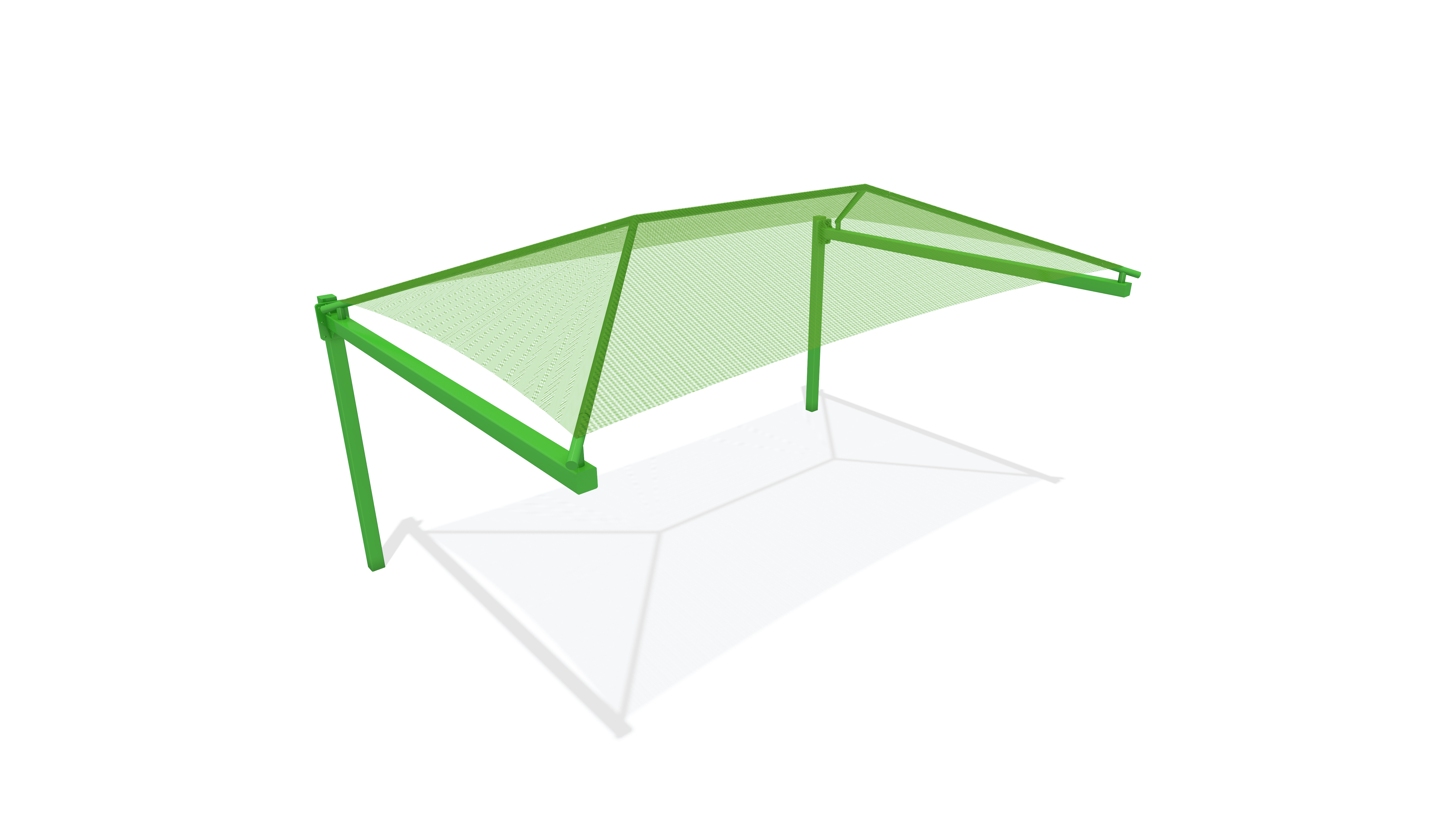 Hanging Cantilever