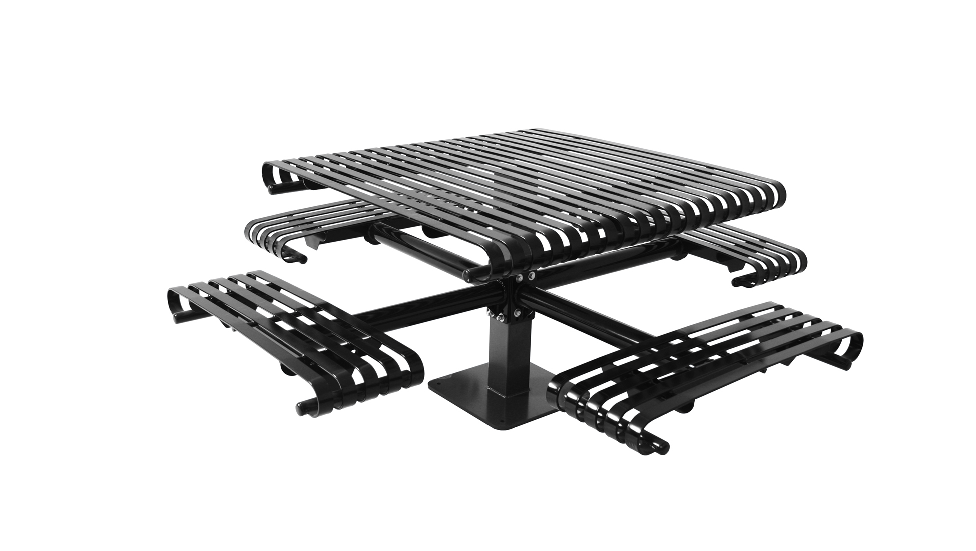 Series 1000 Square Table with Seats