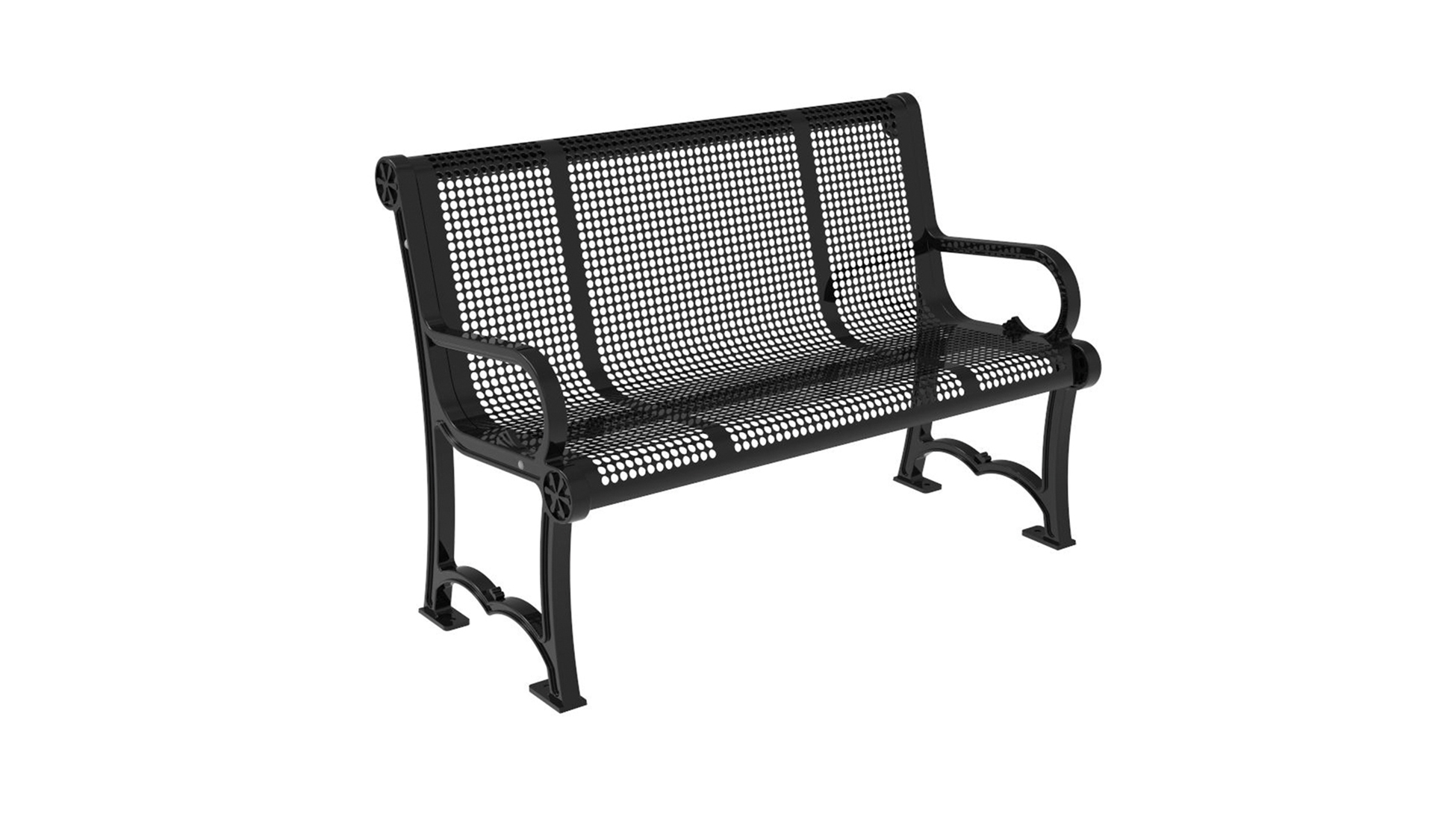 Series 1100 Bench, Perforated
