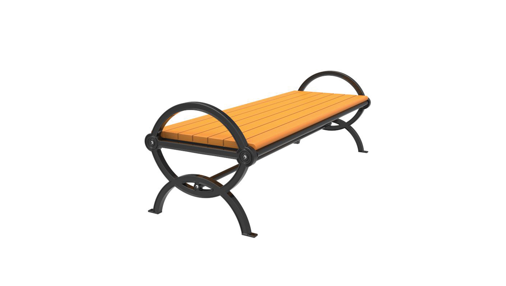 Series 1200 Seat, Recycled Plastic