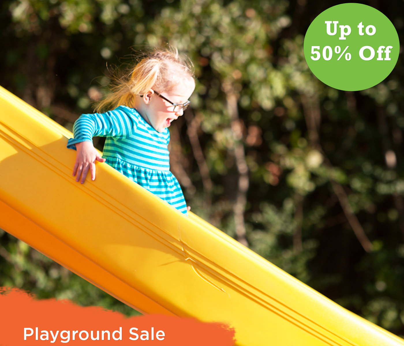 Check out our great outdoor playground and play structures for sale.