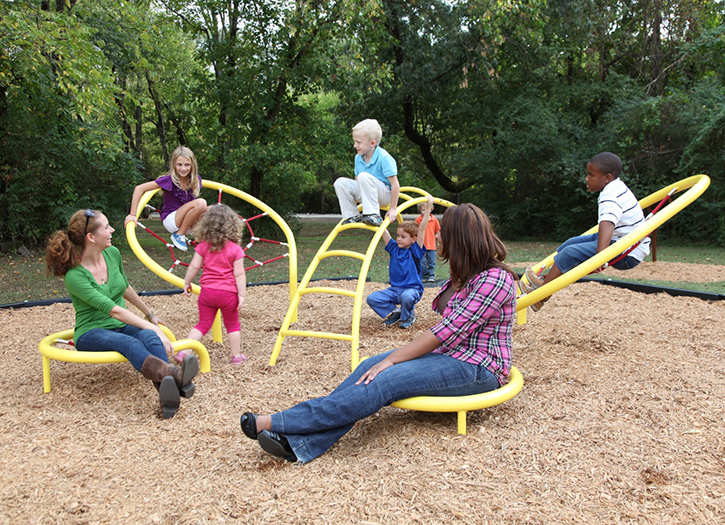 This Butterfly Net can make your natural playgrounds special.