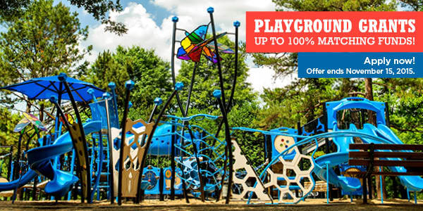 Playground Equipment Grant