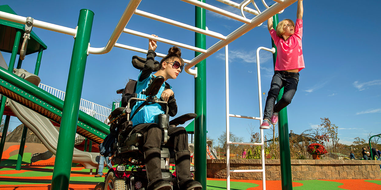 Inclusive Play and Playground Products