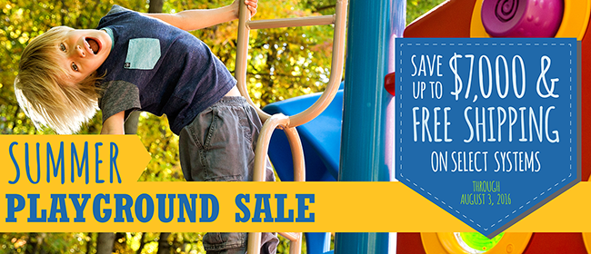 Summer Commercial Playground Equipment Sale