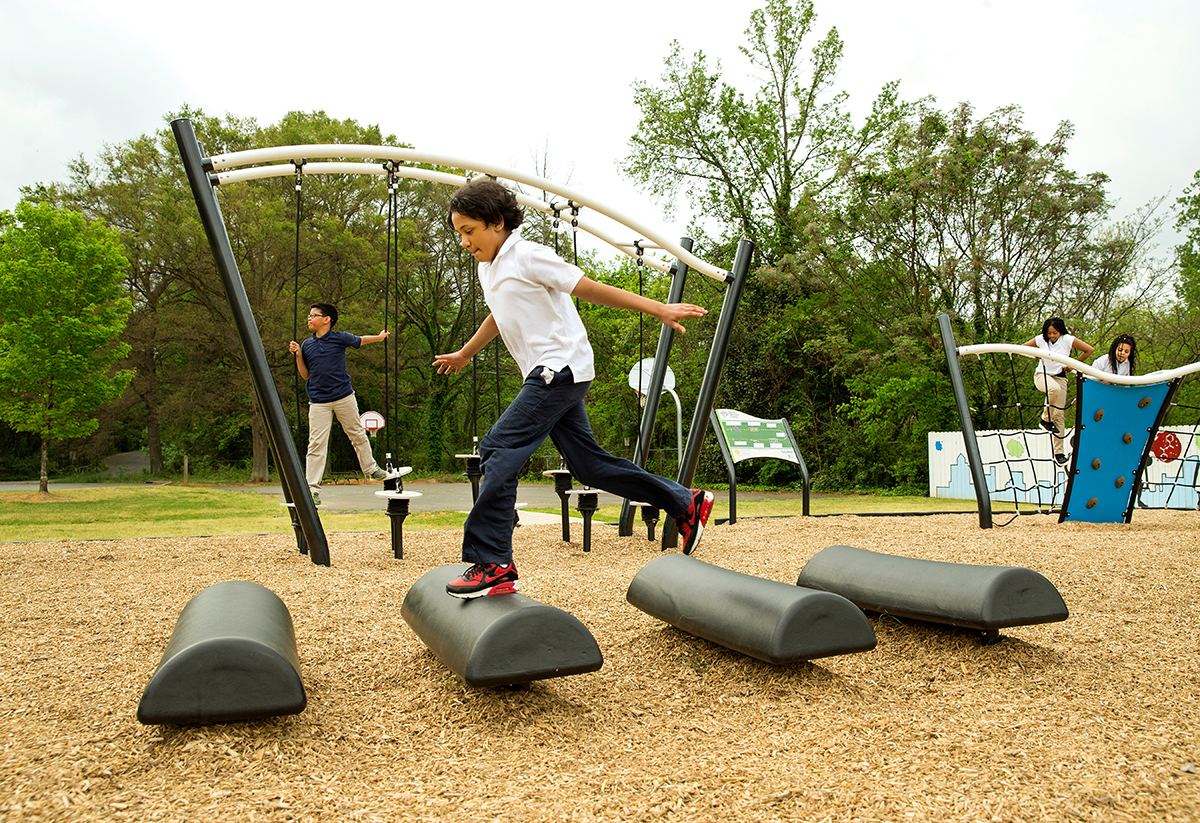 Shape America's new report shows the importance of physical activity at school.