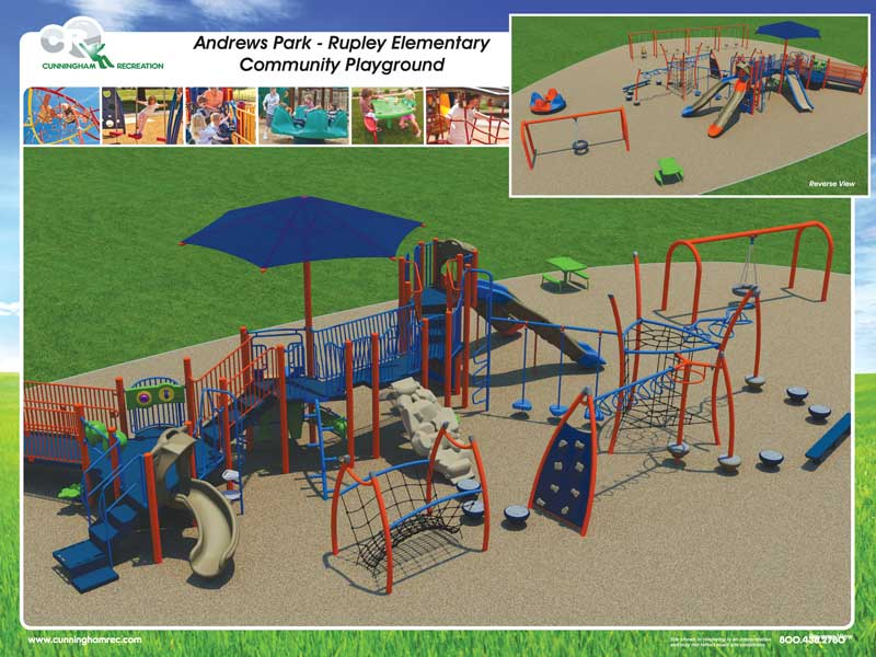 Illinois School Playground to be National Demonstration Site for PlayOn! Youth Fitness