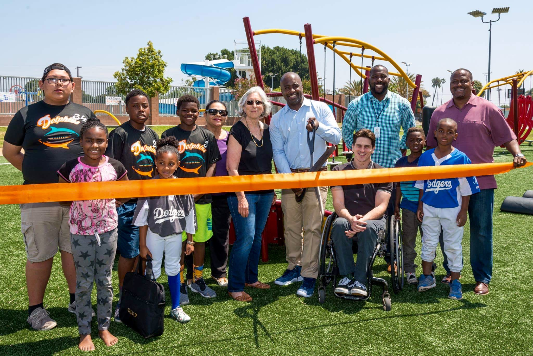 GameTime Helps L.A. Families Accept the Challenge to Live Healthier Lives