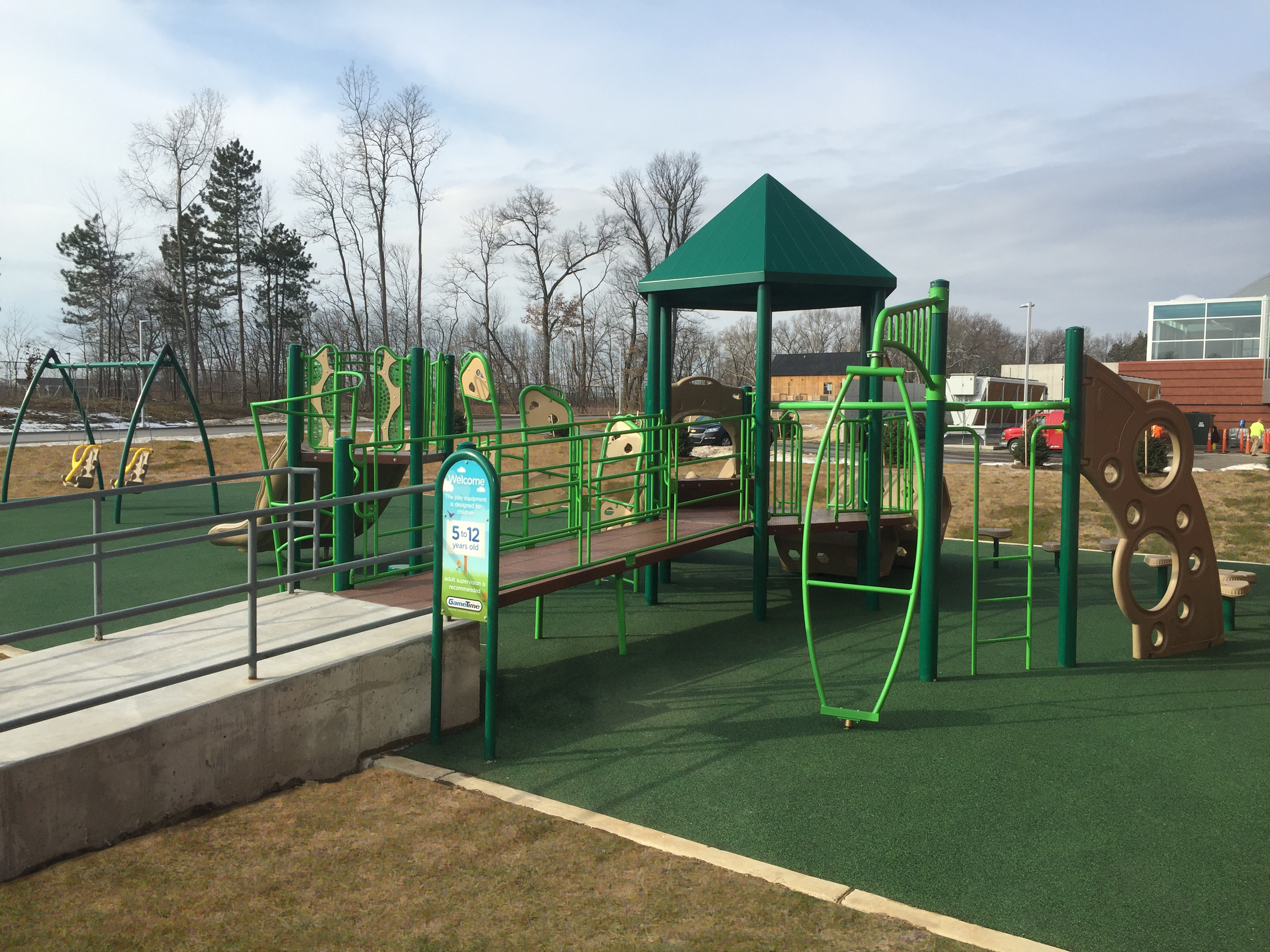 GameTime Playground Part of World's First Global Universal Design Commission (GUDC) Certification