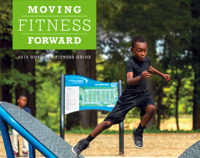 GameTime Publishes 2016 Outdoor Fitness Guide