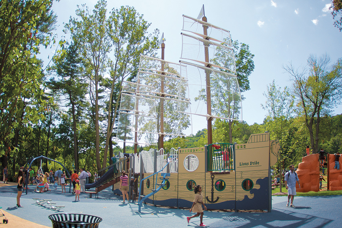 GameTime Playground Part of Award-Winning Recreation Project in New Jersey