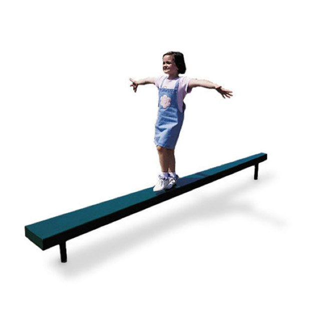 Graduated Balance Beam for Kids