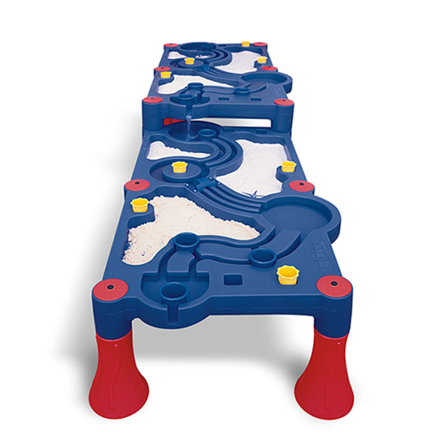 Double Sand & Water Play Table
