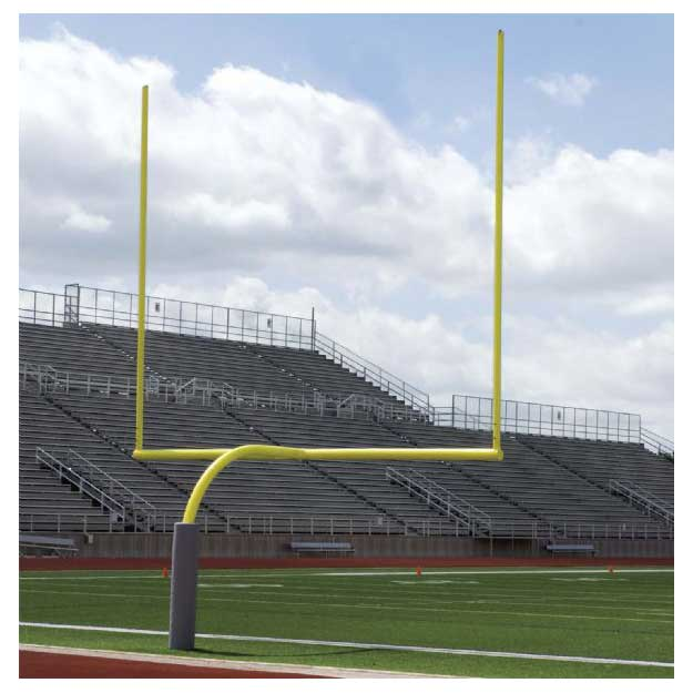 Gooseneck Football Goalpost
