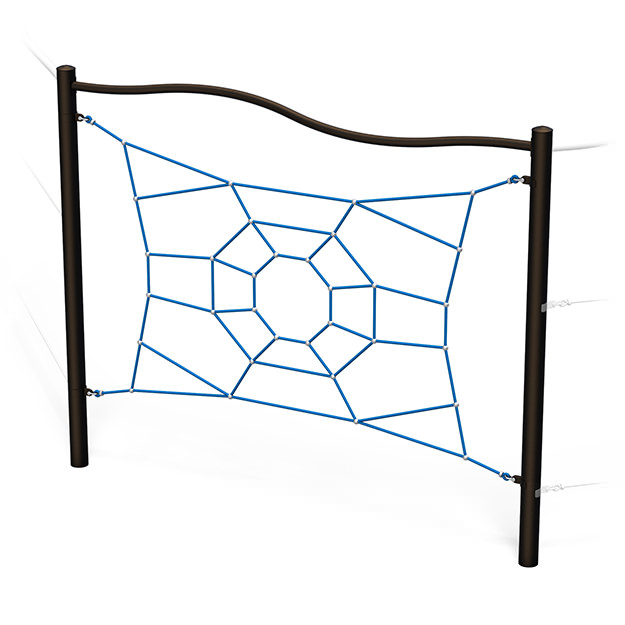 KidNetix Large Spider Web