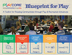 Request a copy of the Blueprint for Play toolkit