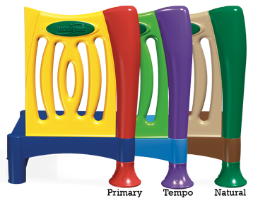 KidTime Playground Colors