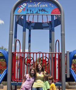 Read about Jacob's Park, a Boundless Playground