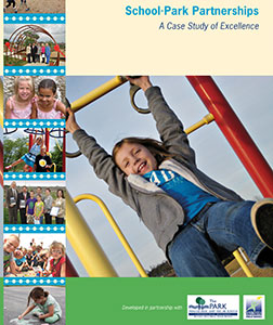 Request a copy of the School-Park Partnerships book