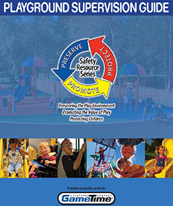 Request a copy of the Playground Supervision Guide